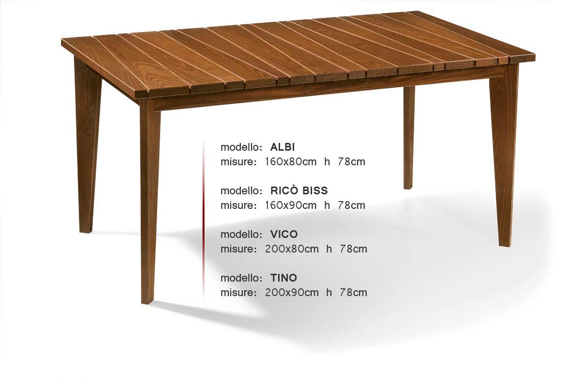 Zengarden tavoli e tavolini